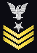 gold rating badge